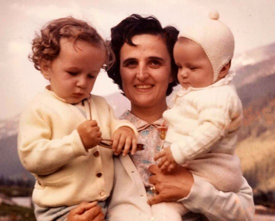 Gianna Beretta Molla(1922-1962), беатифицированная в 1994 и канонизированная в 2004 году